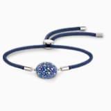Braccialetto Swarovski Power Collection Water Element, blu, acciaio inossidabile - Swarovski, 5568270