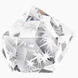 Decoración de pie Daniel Libeskind Eternal Star Multi, grande, blanco - Swarovski, 5569374
