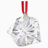 Daniel Libeskind Annual Eternal Star Frosted Asılan süs, Beyaz - Swarovski, 5569385