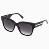 Swarovski-zonnebril, SK0305 01B, Zwart - Swarovski, 5569402