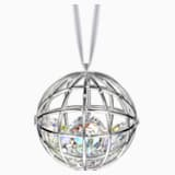 Icons of Entertainment Hanging Ornament, Silver tone - Swarovski, 5572956