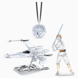 Set Star Wars, Exclusivité en ligne - Swarovski, 5592015