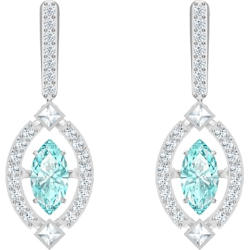 Swarovski Crystal Earrings » Colorful & Clear exclusively on