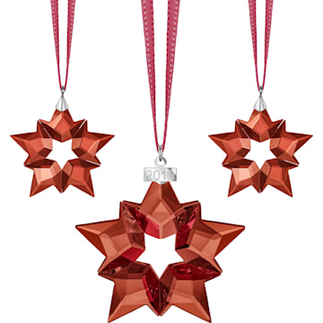 Crystal Christmas Ornaments Figurines Exclusively On Swarovski Com