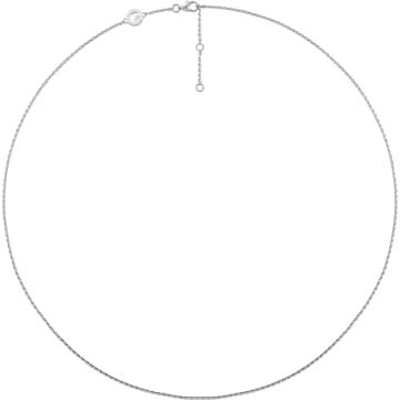 18KW Goddess Chain - Swarovski, 5090061