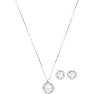 ee562042ff67e Crystal Jewellery Sets » Necklaces & Earrings Sets   Swarovski.com