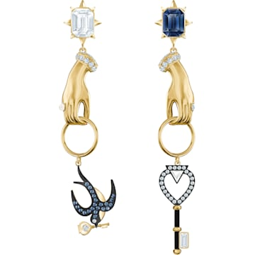 8291e4bf9fddd Swarovski Crystal Earrings » Colorful & Clear | Swarovski.com