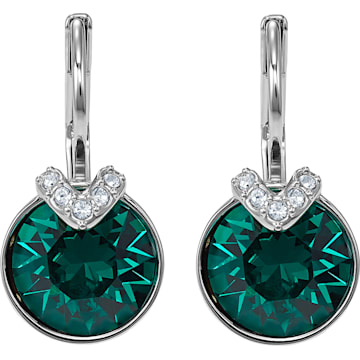062ec2957f19a Swarovski Crystal Drop Earrings » Colorful & Clear | Swarovski.com