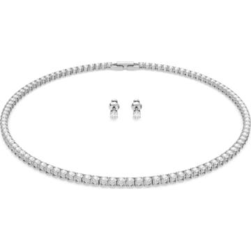 16eb342bffac9 Crystal Jewellery Sets » Necklaces & Earrings Sets   Swarovski.com