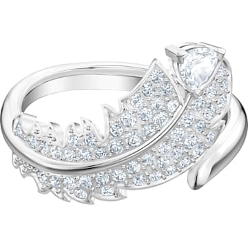 218147e1688bf Crystal Rings » Stunning Sparkling Rings | Swarovski.com