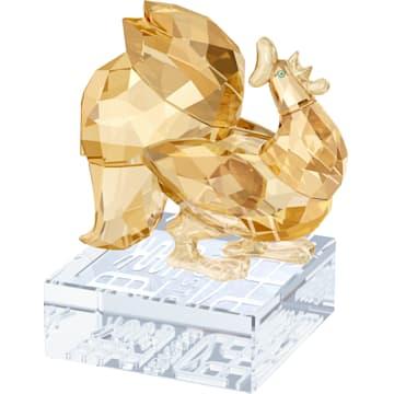 스와로브스키 장식품 Swarovski Chinese Zodiac - Rooster, Limited Edition