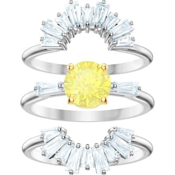 b0b357c3186b Anillos con Swarovski cristales » Bisutería imponente ✧ Swarovski.com
