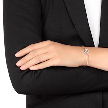 Endearing 手鏈, 白色, 多種金屬潤飾 - Swarovski, 5231331