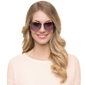 Swarovski 太阳眼镜, SK0134 28Z, Purple - Swarovski, 5294038