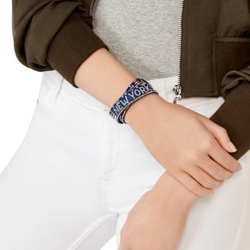 Slake New York Bracelet, Multi-coloured - Swarovski, 5369618