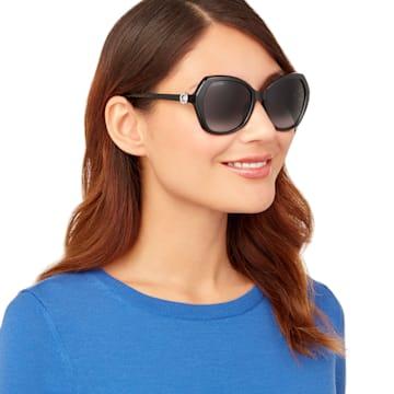 Swarovski sunglasses, SK0165 - 01B , Black - Swarovski, 5411618