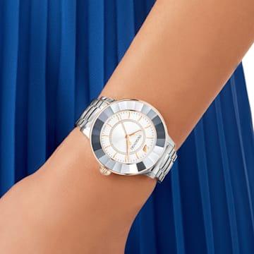 Octea Lux Часы, Металлический браслет, Нержавеющая сталь - Swarovski, 5414429