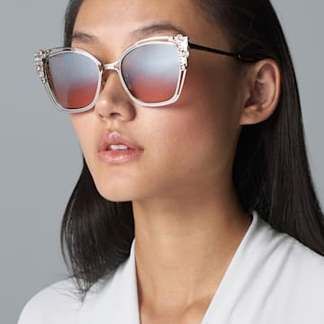 Gafas de sol Nile Cat Eye, SK163-P 32G, Light Gold - Swarovski, 5415541