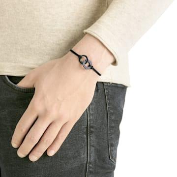 Alto 手链, 灰色, 不锈钢 - Swarovski, 5427137