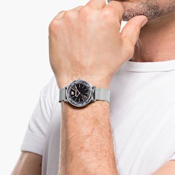 Octea Nova Часы, Миланский браслет, Черный Кристалл, Нержавеющая сталь - Swarovski, 5430420