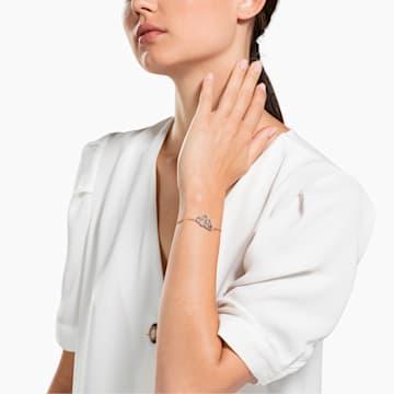 米奇与米妮 手鏈, 多色設計, 多種金屬潤飾 - Swarovski, 5435138