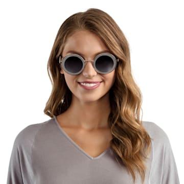 Swarovski Sunglasses, SK0199-16B, Grey - Swarovski, 5447882