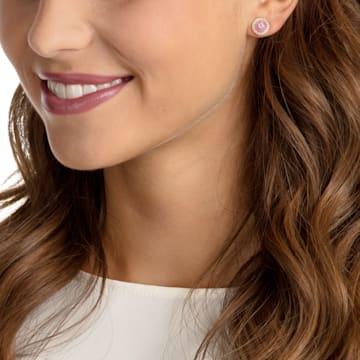 Boucles d'oreilles No Regrets Ice Cream, multicolore, métal doré - Swarovski, 5457497