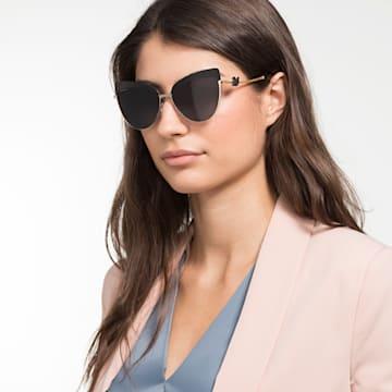 Sluneční brýle Swarovski, SK0220-05B, černé - Swarovski, 5483808