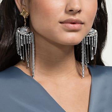 Boucles d'oreilles Celestial Fit, multicolore, Finition mix de métal - Swarovski, 5486026