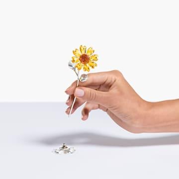 Sueños florales – Girasol, grande - Swarovski, 5490757