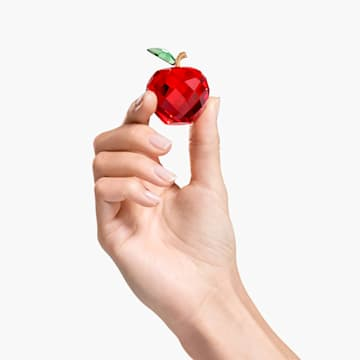 Roter Apfel - Swarovski, 5491974