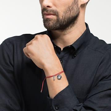 Unisex náramek Hamsa Hand, vícebarevný, nerezová ocel - Swarovski, 5504682