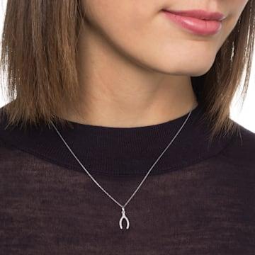 Just Myself Wishbone Pendant - Swarovski, 5506537