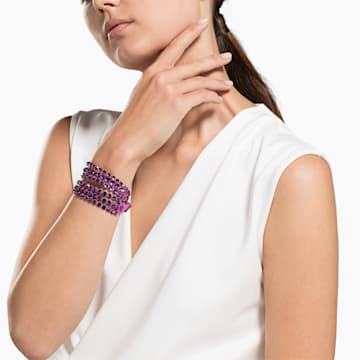 Bracelet Swarovski Power Collection, violet - Swarovski, 5511699