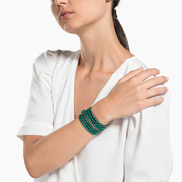 Swarovski Power Collection Armband, grün - Swarovski, 5511700