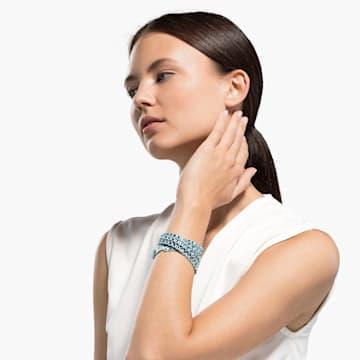 Bracelet Swarovski Power Collection, aiguemarine turquoise - Swarovski, 5523062