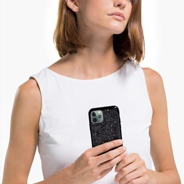Funda para smartphone Glam Rock, iPhone® 11 Pro, negro - Swarovski, 5531147