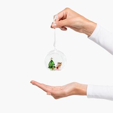 Decorazione Pallina, Scena natalizia - Swarovski, 5533942