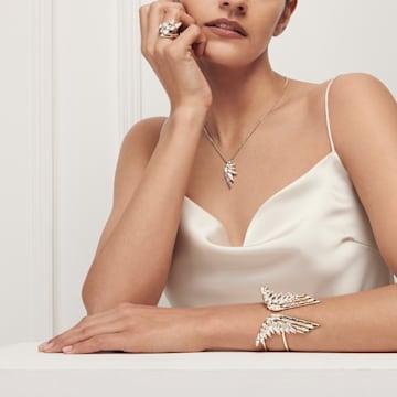 Wonder Woman gyűrű, arany árnyalat, arany árnyalatú bevonattal - Swarovski, 5538412