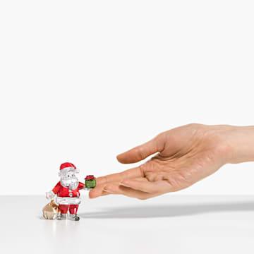 Kerstman met cadeauzak - Swarovski, 5539365