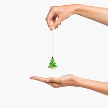 Decoración Árbol de Navidad verde - Swarovski, 5544526