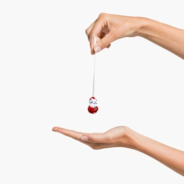 摇摆圣诞老人挂饰 - Swarovski, 5544533