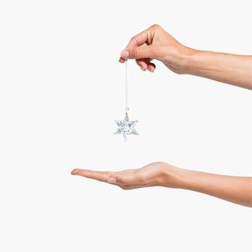 Decorazione Stella, Shimmer, media - Swarovski, 5545450