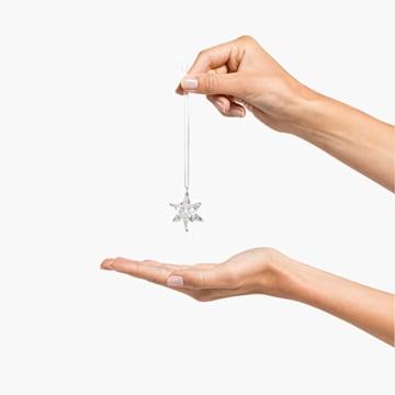 Decoración Estrella, Shimmer, pequeña - Swarovski, 5551837