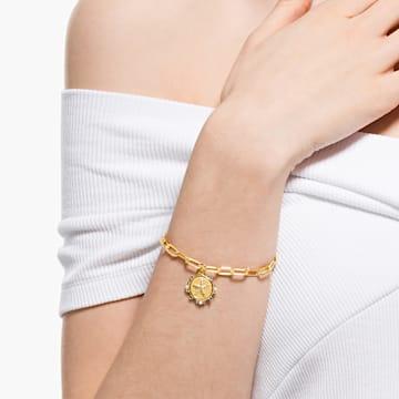 The Elements Star Armband, weiss, vergoldet - Swarovski, 5569181