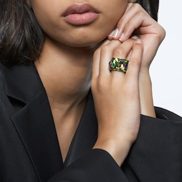Curiosa 个性戒指, 流光溢彩 - Swarovski, 5599889