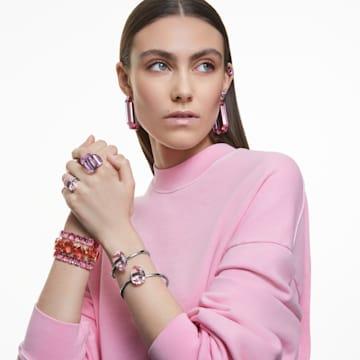 Lucent 个性戒指, 粉红色 - Swarovski, 5600233