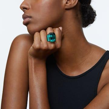 Lucent 个性戒指, 绿色 - Swarovski, 5600236