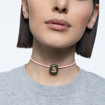 Dulcis 项链, 绿色 - Swarovski, 5601585