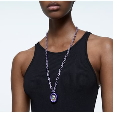 Dulcis 鏈墜, 紫色 - Swarovski, 5610290